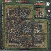 Shadows over Normandie - Ruine & zombie (jeu de stratégie & wargame de Devil Pig Games) 001