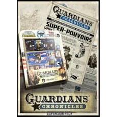 Heroes of Normandie - Guardians Chronicles Expansion Pack (jeu de stratégie & wargame de Devil Pig Games)