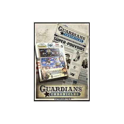 Heroes of Normandie - Guardians Chronicles Expansion Pack (jeu de stratégie & wargame de Devil Pig Games) 001