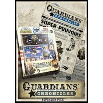 Heroes of Normandie - Guardians Chronicles Expansion Pack (jeu de stratégie & wargame de Devil Pig Games)