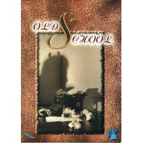 Old School (jeu de rôle INS/MV 3ème édition en VF) 001