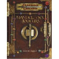 Manuel des Joueurs - Livre de Règles I (jdr Dungeons & Dragons 3.0 en VF) 007