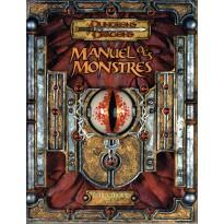 Manuel des Monstres - Livre de Règles III (jdr Dungeons & Dragons 3.5 en VF) 003
