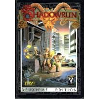 Shadowrun - Livre de base Deuxième Edition (jdr en VF) 002