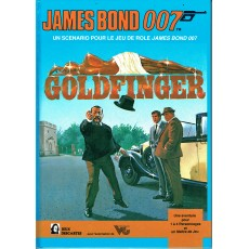 Goldfinger (James Bond 007 jdr en VF)