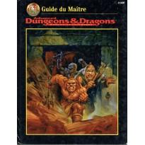 Guide du Maître (jdr AD&D 2ème édition révisée en VF) 002