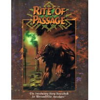 Rite of Passage (jdr Werewolf The Apocalypse en VO) 001