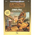 WG10 Child's Play (AD&D 2ème édition - World of Greyhawk) 002