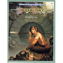 Dragonlance - DLS4 Wild Elves (jdr AD&D 2ème édition en VO) 001