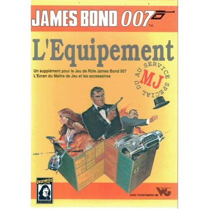 L'Equipement (boîte de jdr James Bond 007 en VF) 001
