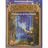 WGR2 Treasures of Greyhawk (AD&D 2ème édition - World of Greyhawk) 001