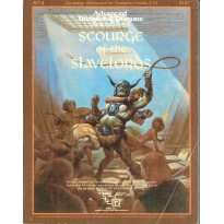 A1-4 Scourge of the Slavelords (jdr AD&D 1ère édition)