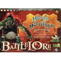 Battlelore - Hordes Horrifiques (extension jeu de stratégie FFG en VF) 001
