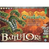 Battlelore - Créatures (extension jeu de stratégie FFG en VF) 001