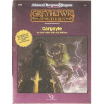 WG9  Gargoyle (AD&D 2ème édition - World of Greyhawk) 001