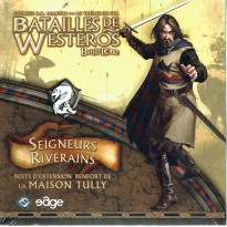 Batailles de Westeros - Seigneurs Riverains (extension Battelore en VF) 001