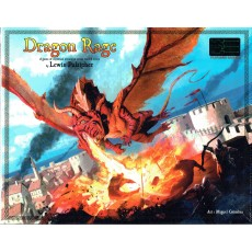 Dragon Rage (wargame en VO de Flatined Games)