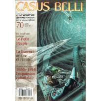 Casus Belli N° 70 (magazine de jeux de rôle) 003