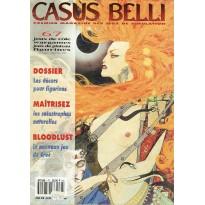Casus Belli N° 67 (magazine de jeux de rôle) 005