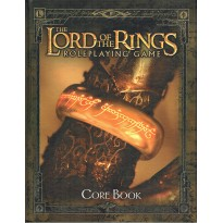 The Lord of the Rings Roleplaying Game - Core Book (Jeu de Rôle en VO) 001