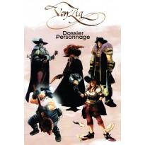 Venzia - Le dossier du Personnage (jdr en VF des éditions des XII Singes) 002
