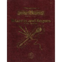 Wizards and Rogues of the Realms (jdr AD&D 2 - Forgotten Realms en VO) 002