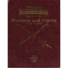 Warriors and Priests of the Realms (jdr AD&D 2 - Forgotten Realms en VO)