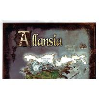 Titan - Carte d'Allansia (jdr Défis Fantastiques en VF) 002