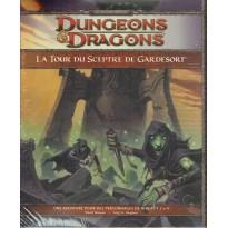 La Tour du Sceptre de Gardesort (jeu de rôle Dungeons & Dragons 4) 003