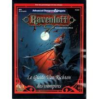 Ravenloft - RR3 Le Guide Van Richten des Vampires (jdr AD&D 2ème édition en VF)