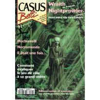 Casus Belli N° 91 (magazine de jeux de rôle) 003