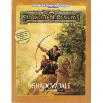 FRE1 Shadowdale (AD&D 2ème édition - Forgotten Realms) 001