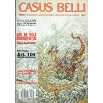 Casus Belli N° 52 (magazine de jeux de rôle) 005