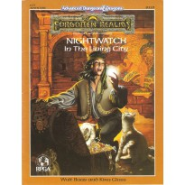 LC3 Nightwatch in the Living City (AD&D 2nd edition - Forgotten Realms) 001