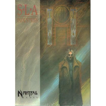 S.L.A. Industries (jeu de rôle de Nightfail Games en VO) 001