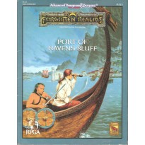 LC4 Port of Ravens Bluff (AD&D 2nd edition - Forgotten Realms) 001
