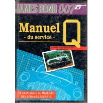 Manuel de Service Q (jeu de rôle James Bond 007 en VF) 004