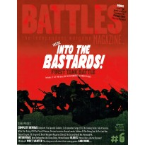 Battles Magazine N° 6 (magazine de wargames en anglais) 002