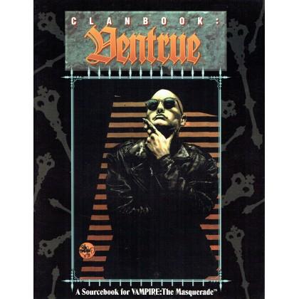 Clanbook - Ventrue (Vampire The Masquerade jdr en VO) 003