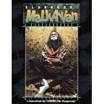 Clanbook - Malkavian (Vampire The Masquerade jdr en VO) 004