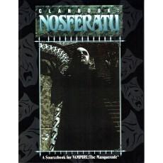 Clanbook - Nosferatu (Vampire The Masquerade jdr en VO)