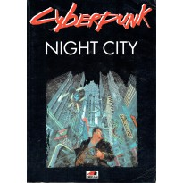 Night City (jdr Cyberpunk en VF)