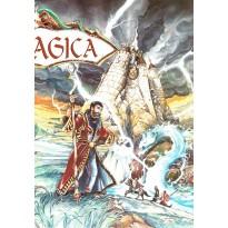Ars Magica - Ecran & aides de jeu (jdr 1ère édition en VF) 002