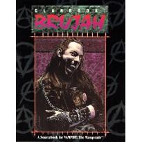 Clanbook - Brujah (Vampire The Masquerade jdr en VO)