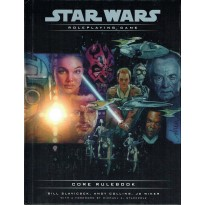 Star Wars Roleplaying Game - Core Rulebook (RPG d20 System en VO) 002