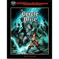 Le Cercle brisé (jdr AD&D 2ème édition révisée en VF) 002