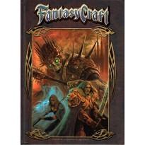 Fantasy Craft - Edition complète révisée (jeu de rôle en VF) 001