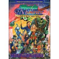 Le Monde de Murphy - Livre de base (jeu de rôle en VF) 002