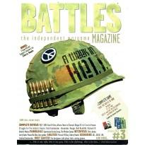 Battles Magazine N° 3 (magazine de wargames en anglais) 002