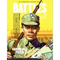 Battles Magazine N° 7 (magazine de wargames en anglais) 002